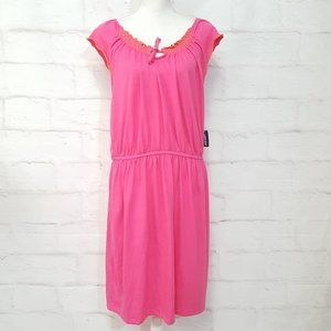 Old Navy Pink Casual Dress XL